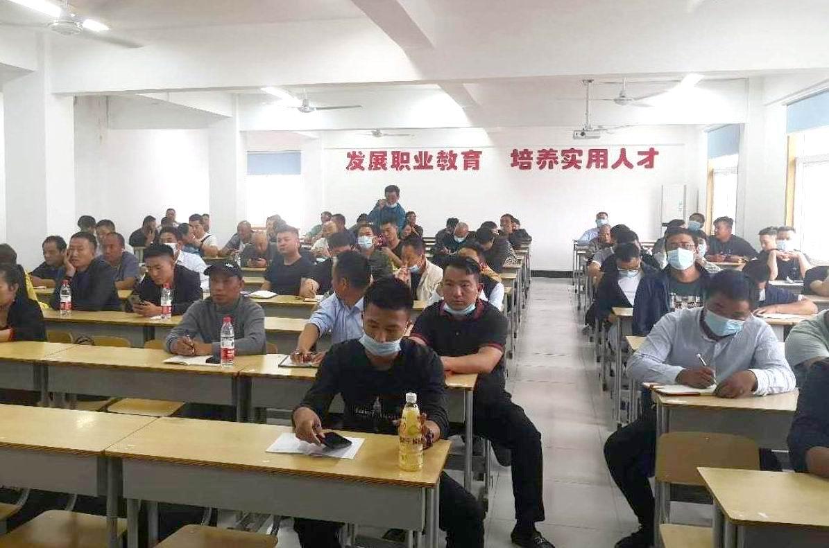 合肥市建筑工程协会安全设备专委会开展建筑起重设备管理人员培训